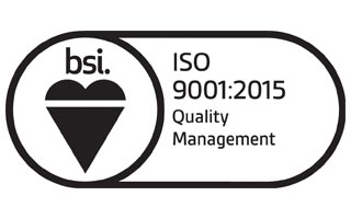 RDC BSI ISO 9001:2015 Quality Management Certificate
